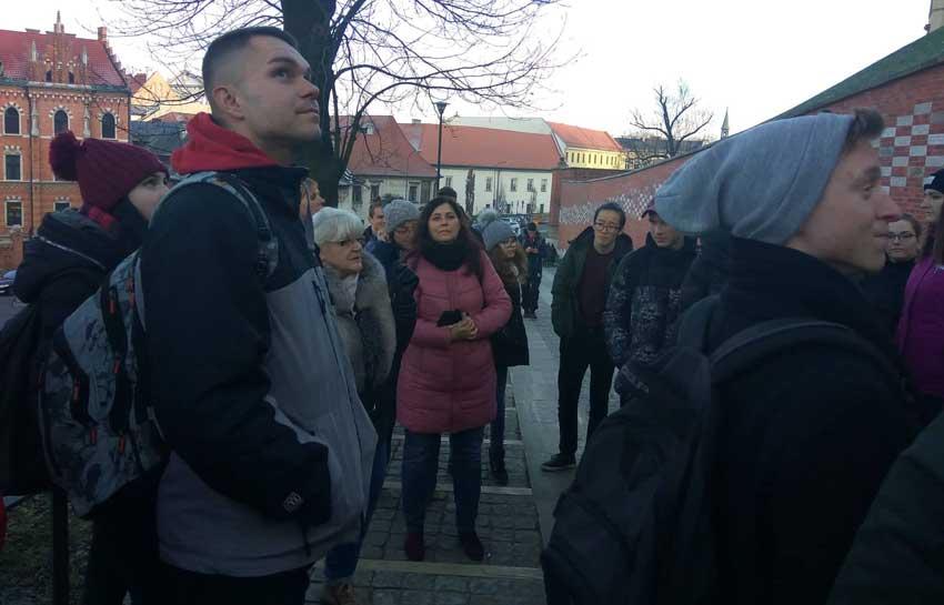 Exkurze do Krakova
